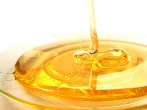 Massage mit flüssigem Gold